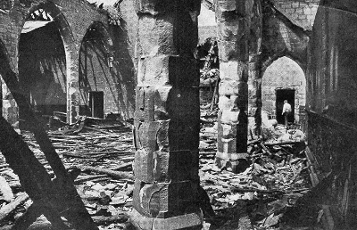 Pillars In The Rubble