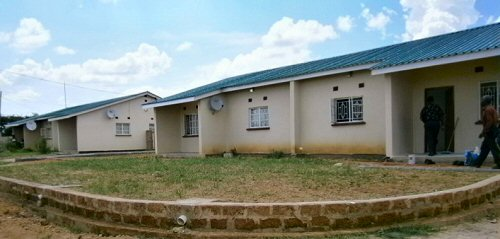 Houses in Choma
