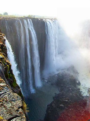 Victoria Falls – a view from the edge