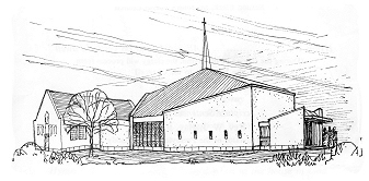 Drawing Of The New Church