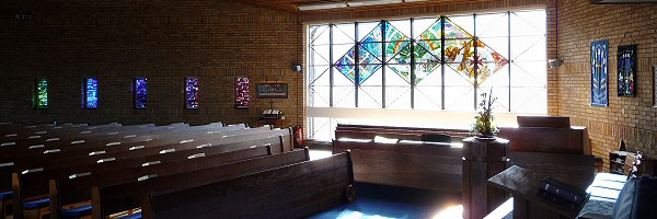 Windows from the Pulpit